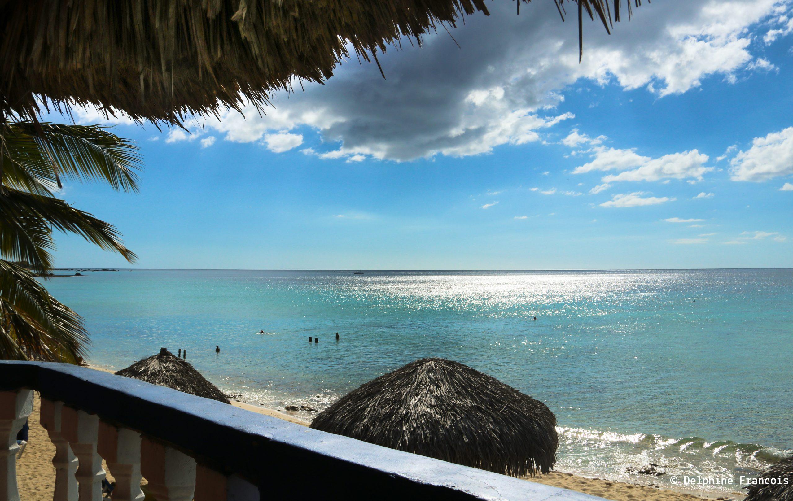 Vue sur mer Cuba