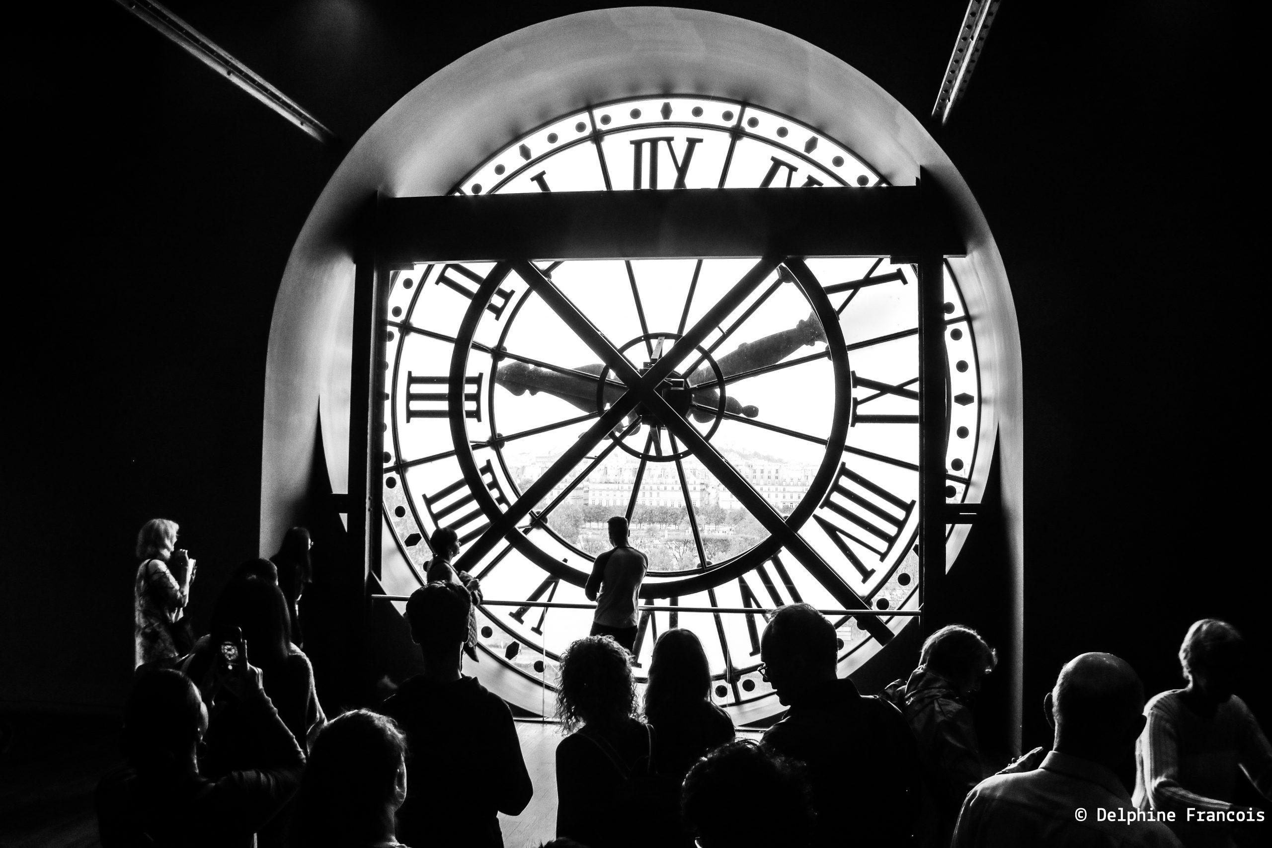 Musée d'orsay, Gros Horloge